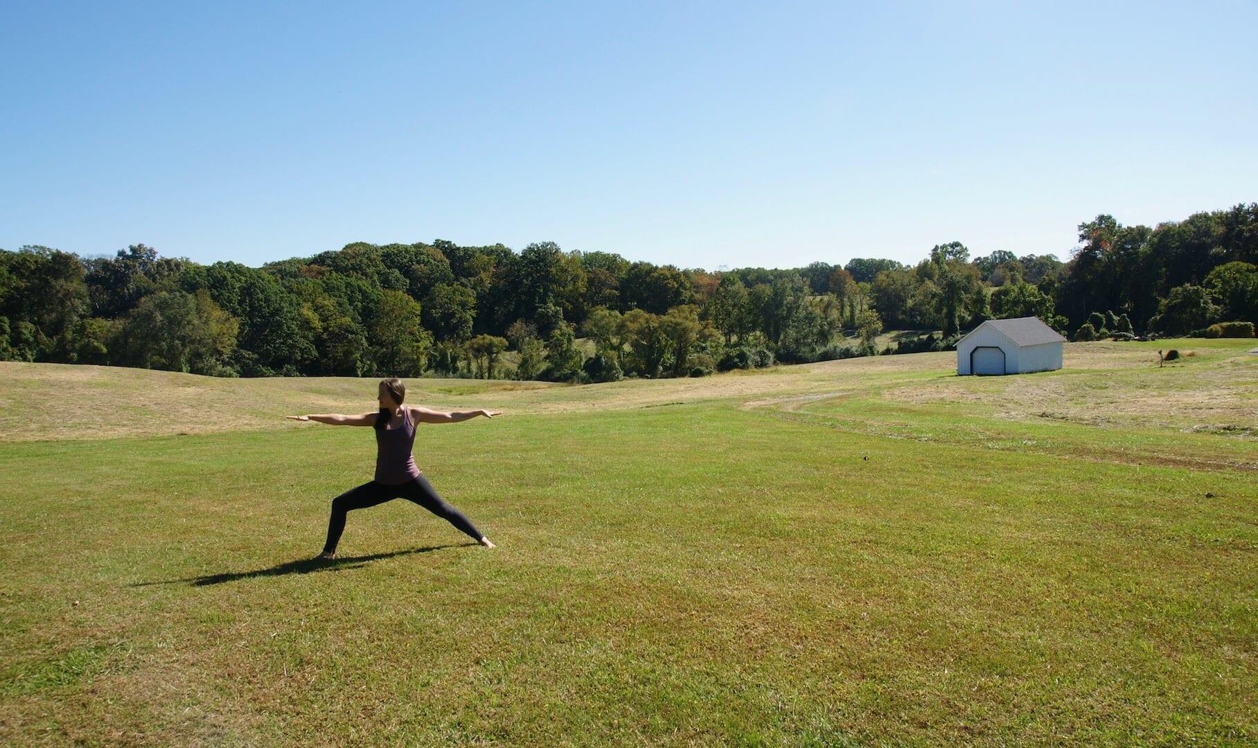 Yoga Studio serving Pike Creek Delaware