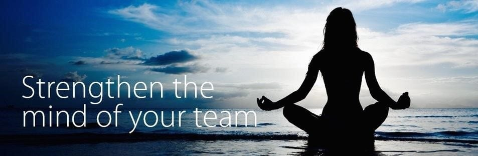 Strengthen your team with corporate yoga