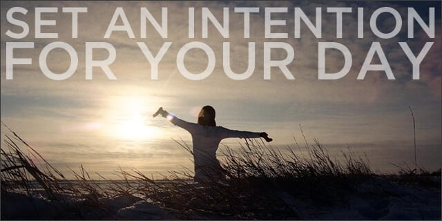 The Purpose Of Setting An Intention Truly Yoga